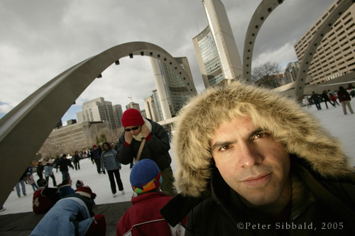 "Iranian-Canadian Blogger Hossein Derakhshan (a.k.a. ""Hoder"") Disappeared in Iran, Presumed Arrested by the Iranian Authorities"
