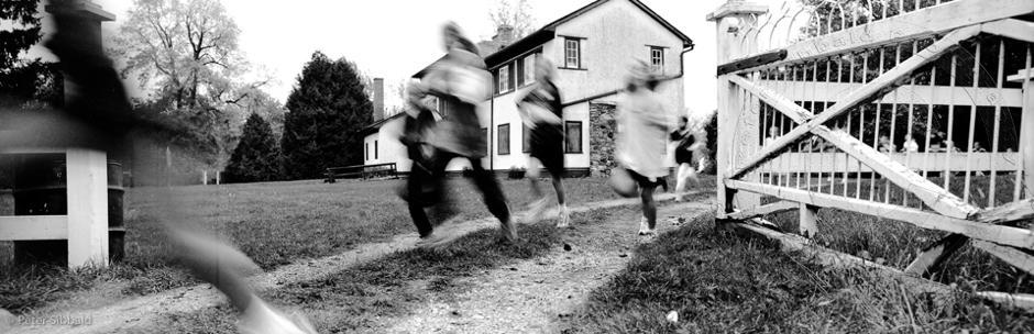Georgina: Cross-Country Race